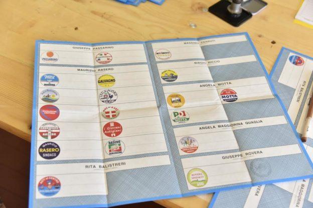 Elezioni amministrative. Dati dal consiglio comunale di Asti