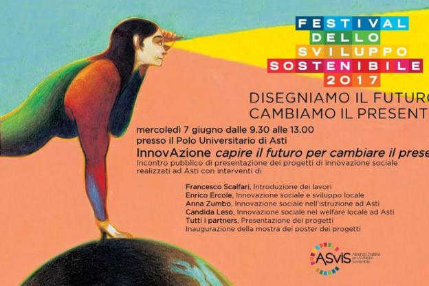 Festival dello Sviluppo  Sostenibile  ad Astiss