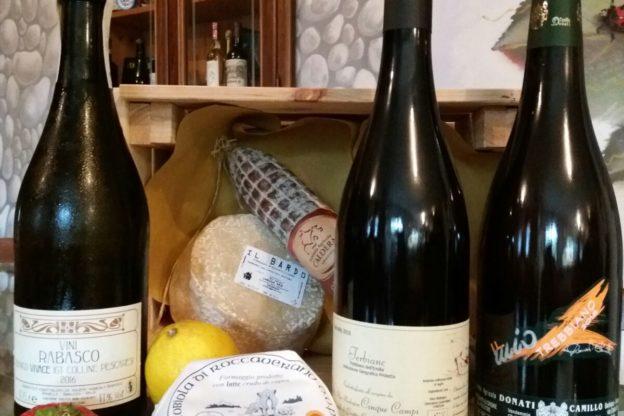 Le espressioni del Trebbiano: degustazione a San Marzano Oliveto