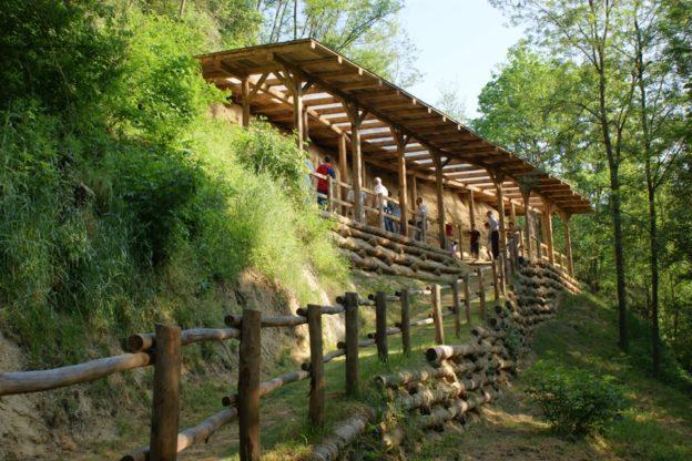 Altri due affioramenti fossiliferi saranno recuperati in Valle Botto
