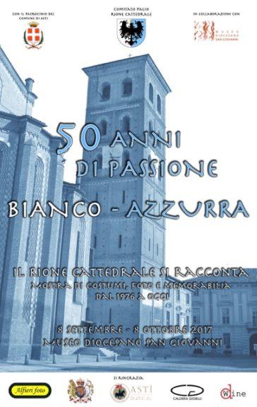 Mostra del Rione Cattedrale per i 50 anni della ripresa del Palio