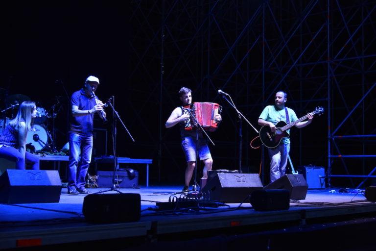 I Lou Dalfin sul palco di Astimusica: la fotogallery