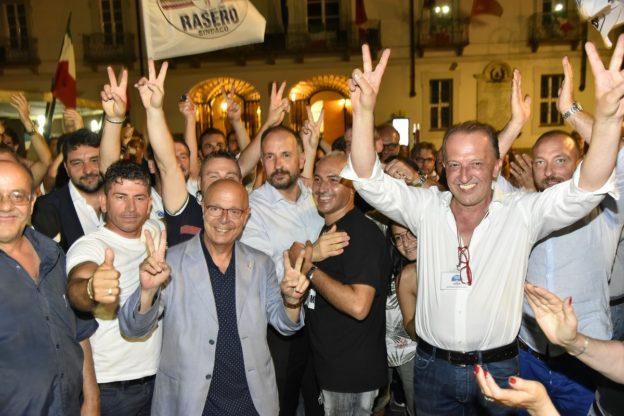 Maurizio Rasero nuovo sindaco di Asti: la fotogallery