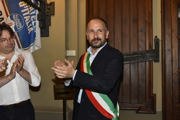 Maurizio Rasero ha la sua giunta. Quattro le donne