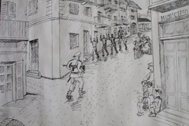 """""""Sulle colline partigiane"""": sabato 26 agosto si passeggia a Vinchio tra storia e letteratura"""