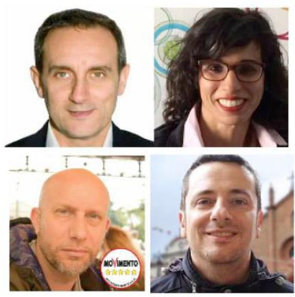 I neo consiglieri 5 Stelle sollevano la questione di incompatibilità di Maurizio Rasero sindaco e banchiere