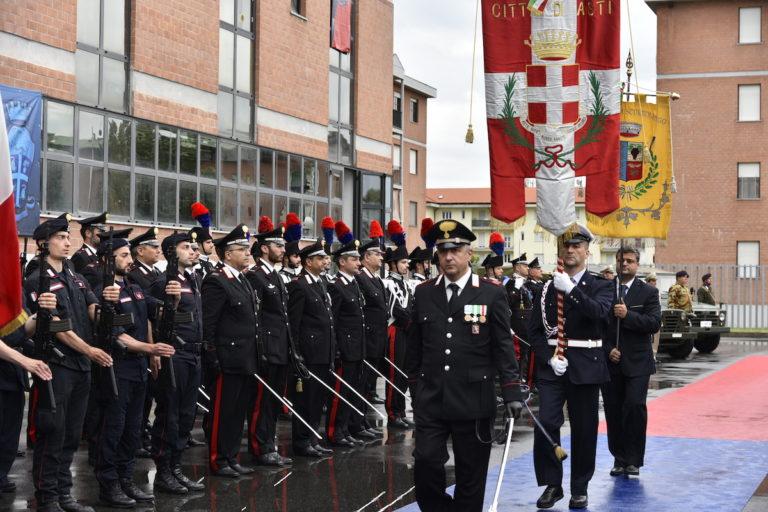 I carabinieri festeggiano i 203 anni dell'Arma: la fotogallery