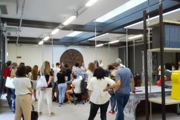 Inaugurato il coworking realizzato dal Comune di Asti a palazzo Alfieri
