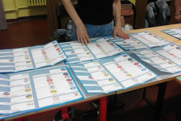 Elezioni amministrative. Scrutinati 58 seggi su 78: Rasero in testa su Motta