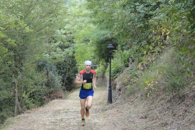 Exploit di Jacopo Musso alla terza Garbagna Trail Montebore