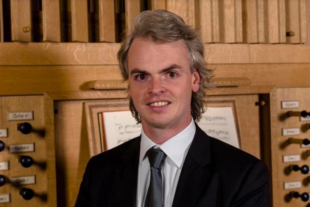 Per Notte d'Organo Simon Reichert in concerto in Cattedrale
