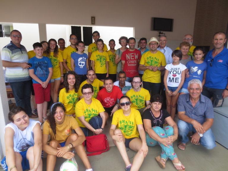 Da Asti al Brasile in missione nella diocesi di Juina