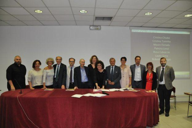 Sottoscritto il Protocollo di intesa sull'Etica tra Asl At e Ordine e Collegi professionali