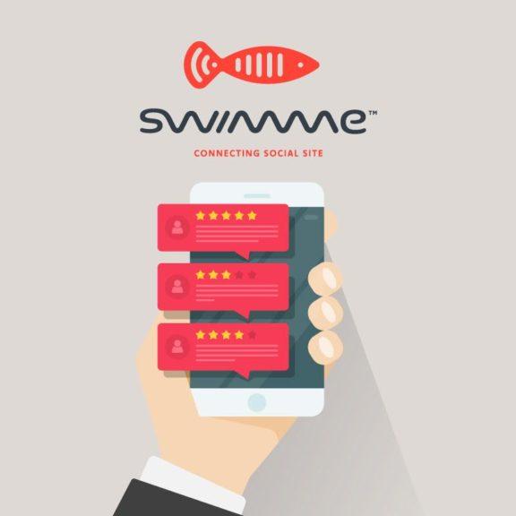 Con Swimme trasforma la tua pagina Facebook in un sito web
