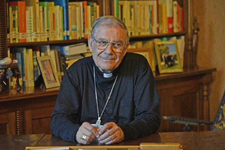 Tre domande a… monsignor Francesco Ravinale