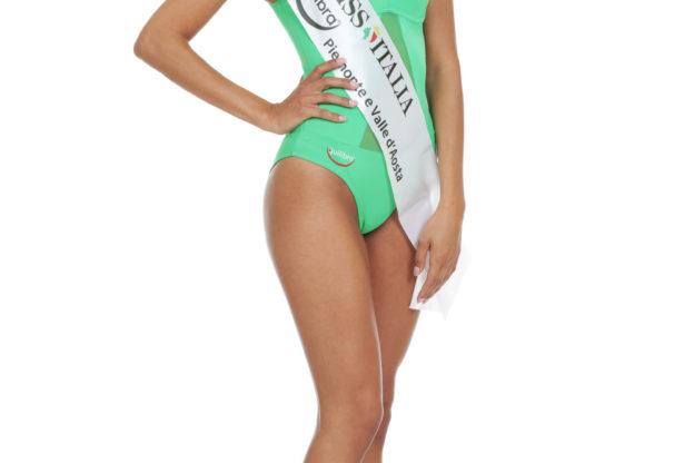 L'astigiana Carola Briola in finale a Miss Italia 2017