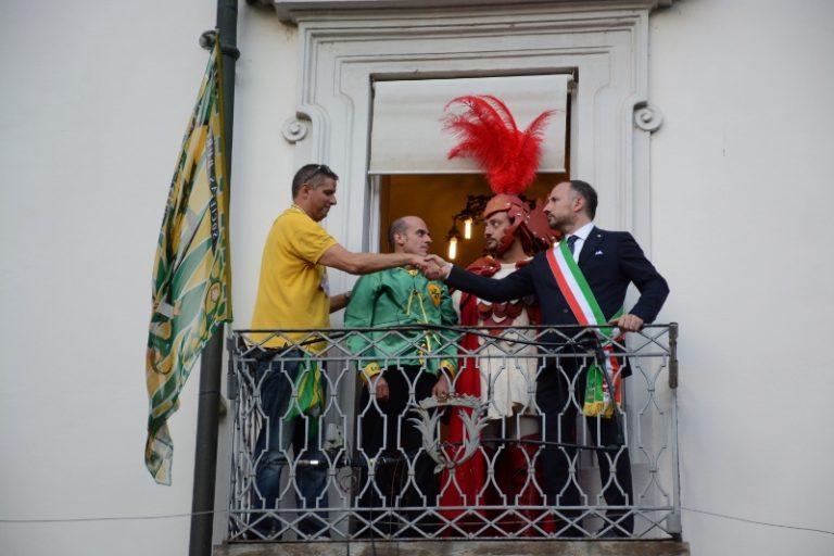 """Rasero, sindaco di Asti: """"E' stato un grande Palio"""""""