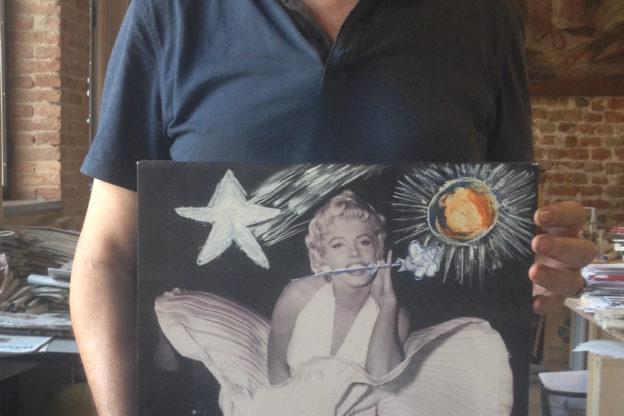 """Cosimo Gatti in mostra a """"Fiori di Luce"""""""
