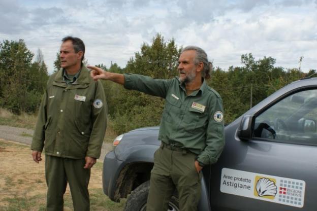 Guardiaparco nei SIC: ieri a Valmanera per l'apertura della caccia
