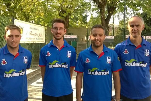 Coppa Città di Asti, vince la Perosina