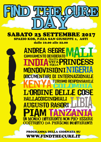 Find The Cure Day ad Asti