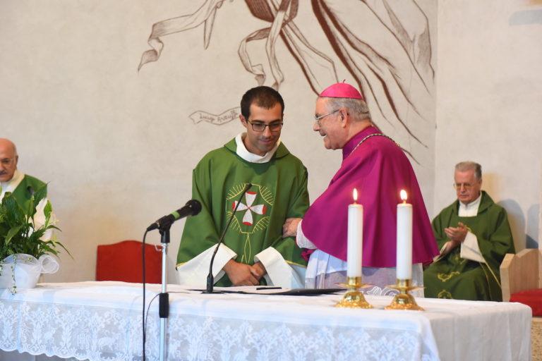 Don Andrea Martinetto nuovo parroco di Portacomaro Stazione