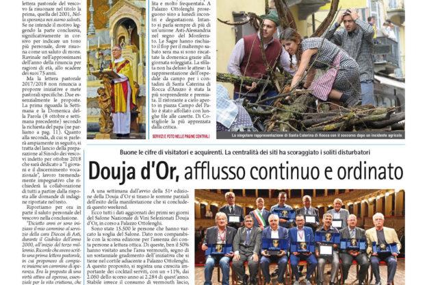 Prima pagina – 15 settembre 2017