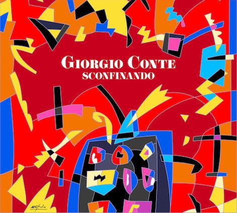 Sconfinando, ecco il nuovo album di Giorgio Conte