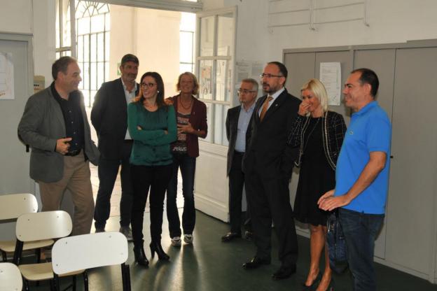 Gli Amministratori di Asti in visita al Cpia e alle scuole Goltieri e Parini