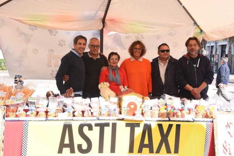 Taxisti di Asti per il canile municipale