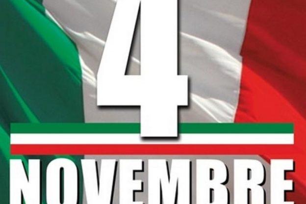Il 4 novembre giornata dell'Unità d'Italia e delle Forze Armate