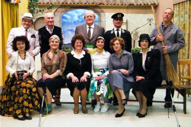 Moncalvo, nuovo appuntamento al Tetro Civico con la rassegna dialettale in piemontese