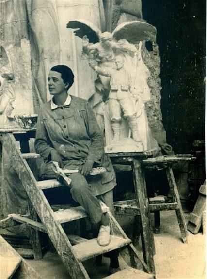 """Riscoprire la scultrice Claudia Formica e studiare, attraverso di lei, gli """"anni rimossi"""""""