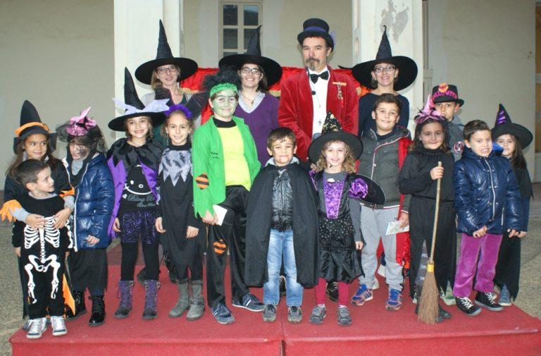 Halloween da brividi per grandi e piccini al Museo dei Fossili e Palazzo Mazzetti