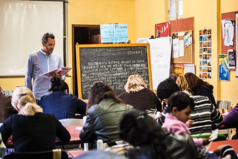 Corso di formazione in Didattica dell'italiano L2 con Noix de Kola