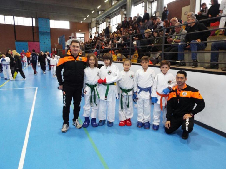 Karate astigiano protagonista a livello regionale