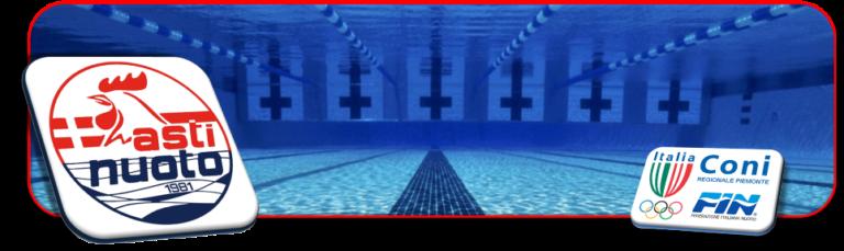 Asti Nuoto buona la prima