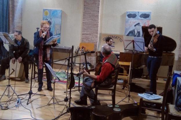 Lezione-concerto alla Casa della Musica di Portacomaro
