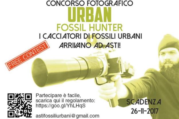 Chi vuole diventare cacciatore di fossili urbani? Al via un concorso fotografico promosso dal Parco Paleontologico Astigiano