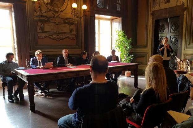 L'Amministrazione di Asti ha incontrato il Comitato Provinciale di Coordinamento della Federazione tra le Associazioni Nazionali delle Persone con Disabilità