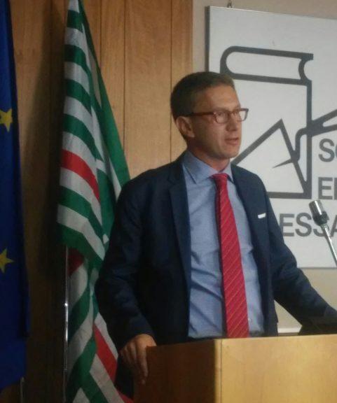 Marco Ciani nuovo segretario generale Cisl Asti-Alessandria