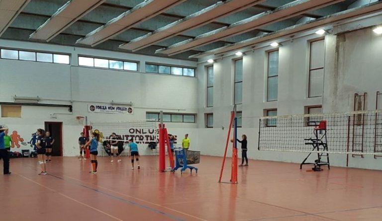 Risultato netto per la New Volley contro Vicoforte Mondovì