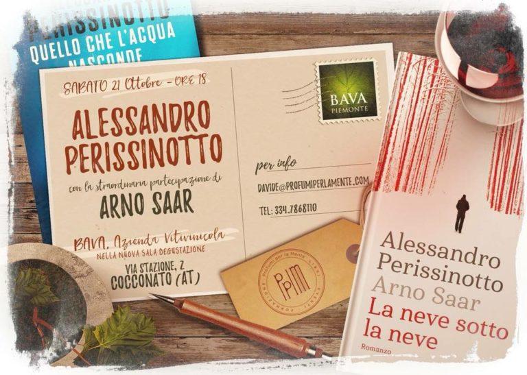 Alessandro Perissinotto a Cocconato