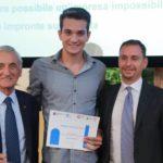 Secondo posto per uno studente del Vercelli nel progetto Digital Mate Training