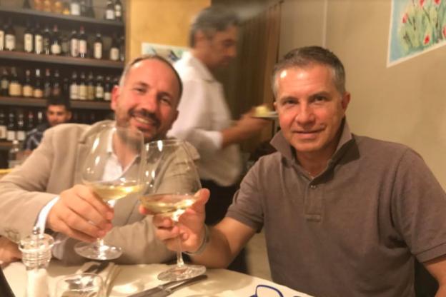 Bircolotti mossiere del Palio di Asti 2018