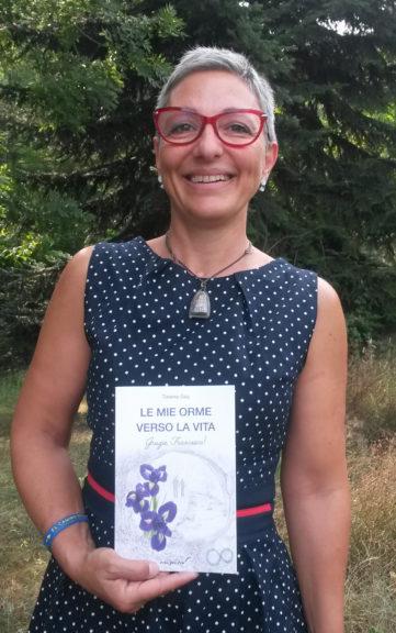 Tiziana Gay presenta il suo libro a San Paolo Solbrito