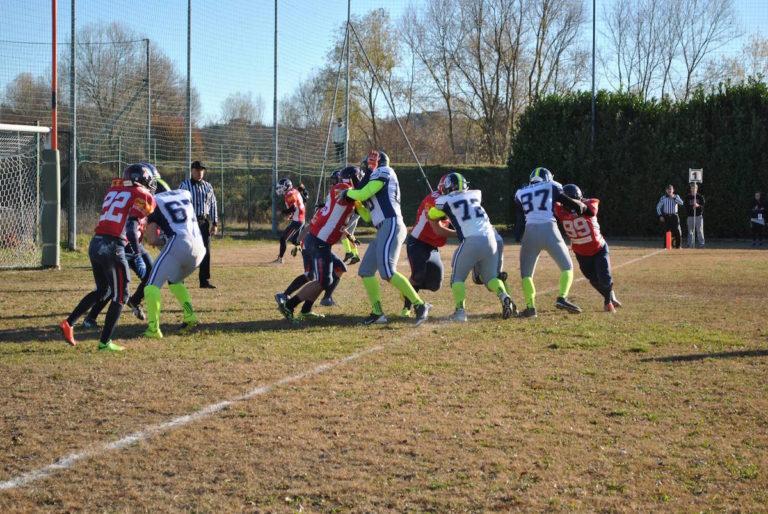 Gli Alfieri Asti fuori dai play off