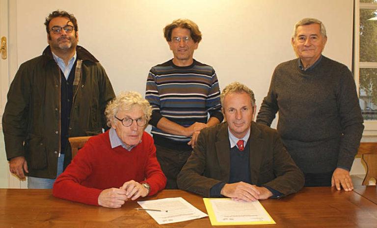Convenzione tra Parco Paleontologico e WWF Oasi sulla gestione dei SIC astigiani