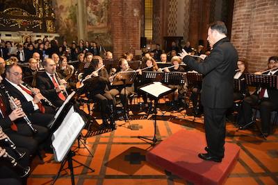 Concerto di Santa Cecilia nella Collegiata di San Secondo