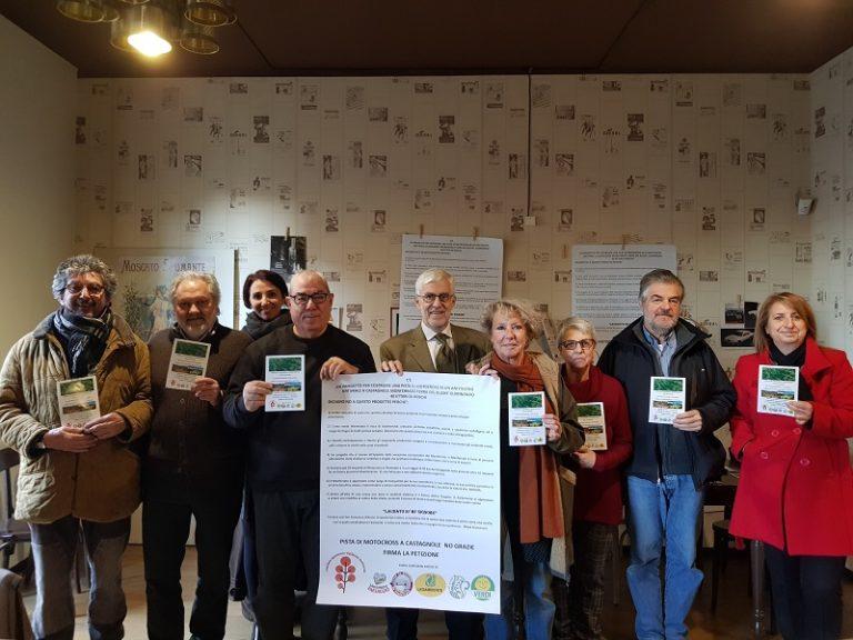 Una petizione per fermare il campo da motocross di Castagnole Monferrato